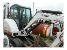2005 Bobcat 328G Excavator