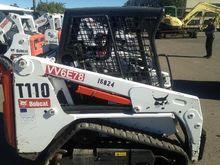 2012 Bobcat T110 Skid-Steer Loa