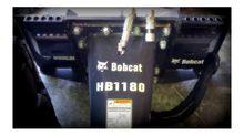 2012 Bobcat HB1180 Hammer / Bre