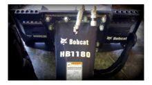 Used 2012 Bobcat HB1