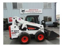 2016 Bobcat S650 LIKE NEW! Skid