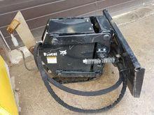2015 Bobcat Vibratory Plow