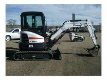2014 Bobcat E26 Excavator