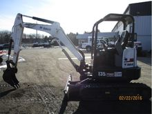 2014 Bobcat E35i (Construction)