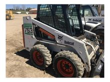 Bobcat 753 Skid-Steer Loader