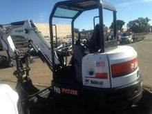 2013 Bobcat E45 (Long Arm Optio