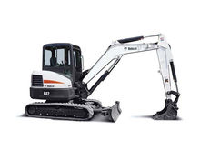 2014 Bobcat E42 (Long Arm Optio
