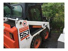 Bobcat 553 Skid-Steer Loader