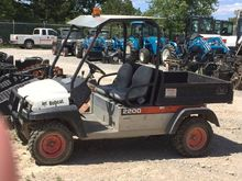 2000 Bobcat 2200D Utility Vehic