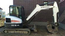 2012 Bobcat E42 (Long Arm Optio