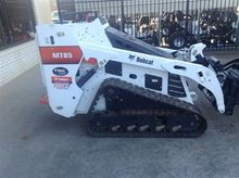 2016 Bobcat MT85 Loader