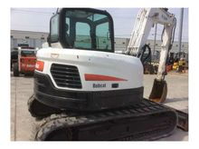 2013 Bobcat E80 Excavator