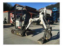 2014 Bobcat 418 Excavator