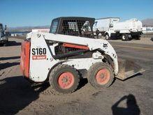 2010 Bobcat S160 Skid-Steer Loa