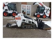 2010 Bobcat MT55 Loader