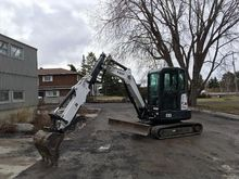 2013 Bobcat E35 (Extendable Arm