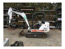 Bobcat 331G Excavator
