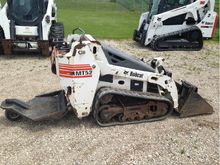 2005 Bobcat MT52 Skid Steer