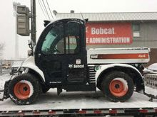 2016 Bobcat 5600 Tractor