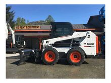 2015 Bobcat S510 Skid-Steer Loa