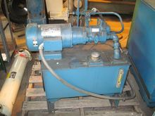 15 hp Hydraulic Unit