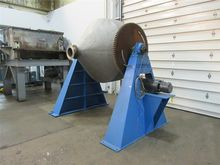 80 cu/ft Cone Blender, 7.5 Hp