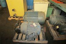 40 HP Dayton Motor Model:37N740