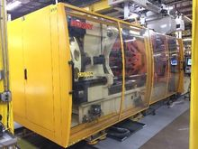 600 Ton Husky Injection Molding