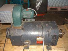 Electrostat 100 HP Motor