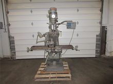 """9"""" x 50"""" Sharp Mill, 3 HP With"""
