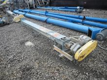"6"" x 13'4"" S/S Screw Conveyor"