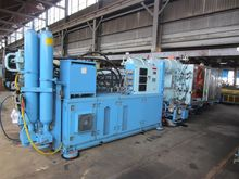 600 Ton Krauss Maffei Injection