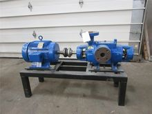 5 Hp Nash Vacuum Pump, Model SC