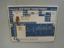 20 KVA GS Hevi-Duty Electric Tr