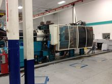 440 Ton Husky Injection Molding