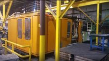 900 Ton Husky Injection Molding