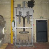 Emptying press SCHWERDTEL