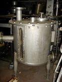 STAINLESS STEEL storage tank AT