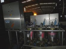 Used Mixing tank BE