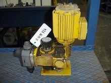 Used Metering pump D