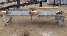 Metering Turntable Infeed Belt