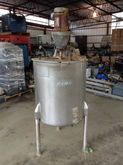 Viatec 65 Gallon SS Jacketed Mi