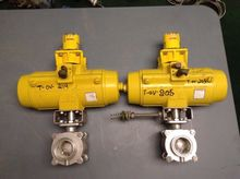 "2"" Pneumatic Stainless Steel Sa"