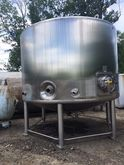 9,000 Gallon 316L SS Stainless