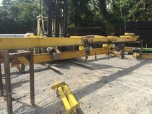 Budgit 1/2 Ton 32' Single Girde