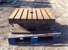 Rotary Turntable T-Slot Drill P