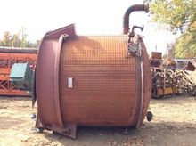3000 Gallon Steel Jacketed Mixi