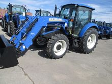 2016 NEW HOLLAND T4.65