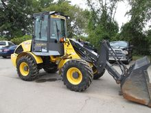 2012 NEW HOLLAND W80B TC