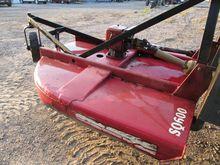 Used BUSH HOG SQ600